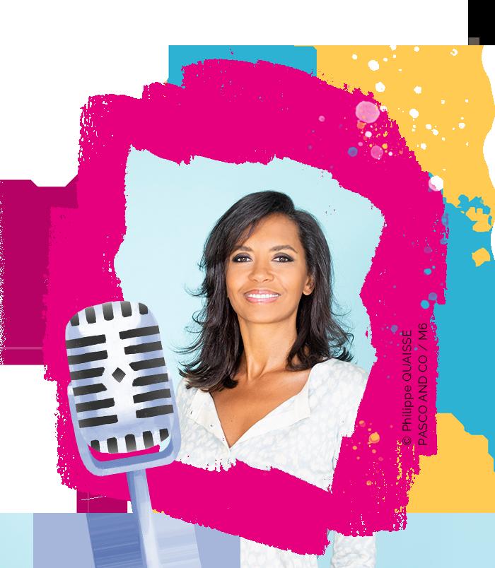 Karine Le Marchand - Radio Restos