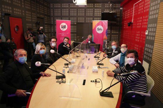 Lancement Radio Restos